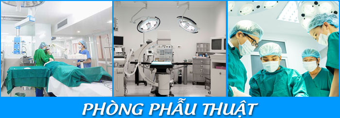 Phòng Phẫu Thuật Hiện Đại